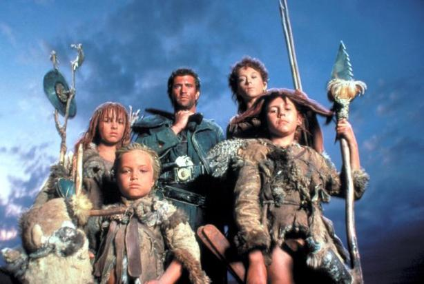 Mad Max Beyond Thunderdome Kids Mel Gibson