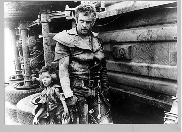 Mad Max Mel Gibson Road Warrior Feral Kid Emil Minty