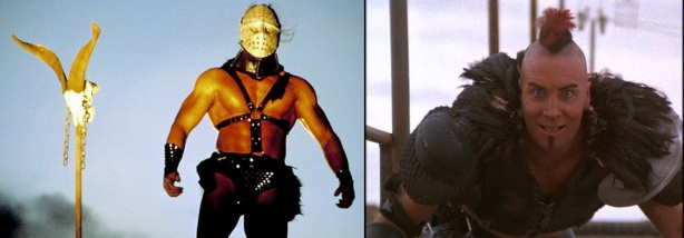 Mad Max Humungus Wez Road Warrior Vernon Wells