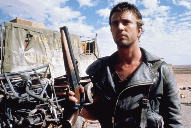Mad Max 2 The Road Warrior Mel Gibson 1981