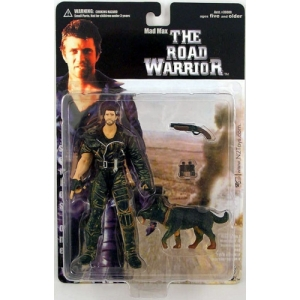 Mad Max Mel Gibson Road Warrior Action Figure