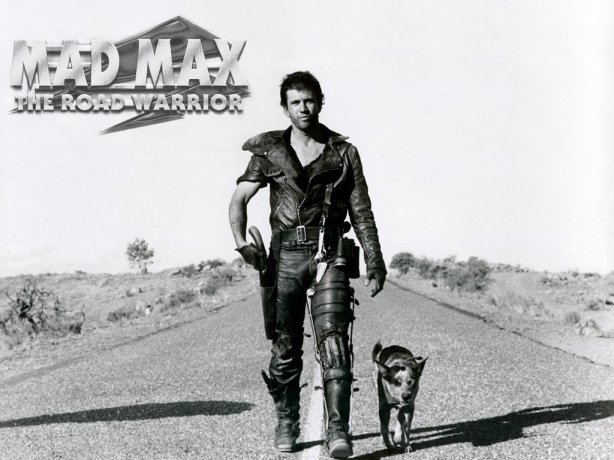 Mad Max Mel Gibson Road Warrior