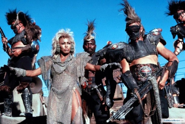 Aunty Entity Mad Max Beyond Thunderdome Tina Turner