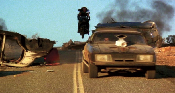 Mad Max Mel Gibson Road Warrior Wez