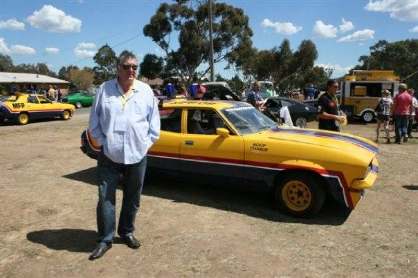 Mad Max Steve Millichamp Roop Big Bopper MFP Pursuit Ford Falcon XB