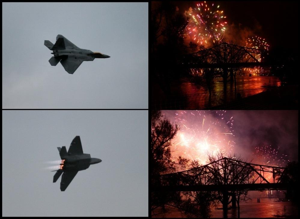 F-22 Raptor Thunder Over Louisville
