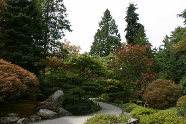 Japanese Garden Seattle