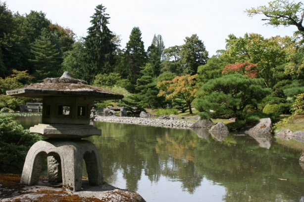 Shrine Japanese Garden Seattle Washington Arbatoreum