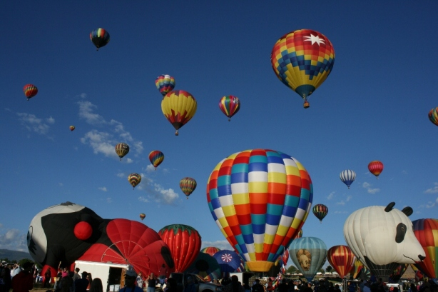Reno Nevada Hot Air Balloons
