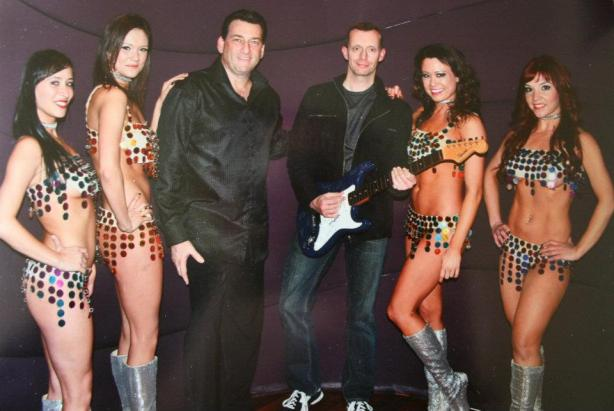 Raack N Roll revue at Hooters Casino Los Vegas