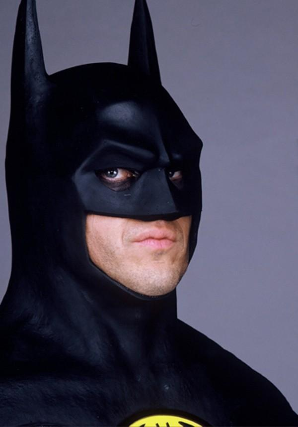 Batman 1989 Michael Keaton publicity shot