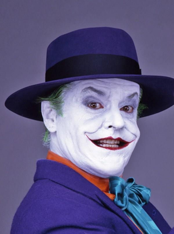 The Joker Jack Nicholson 1989 publicity shot Batman