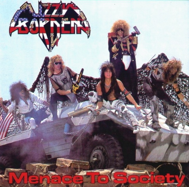 Lizzy Borden back in the day (1986)