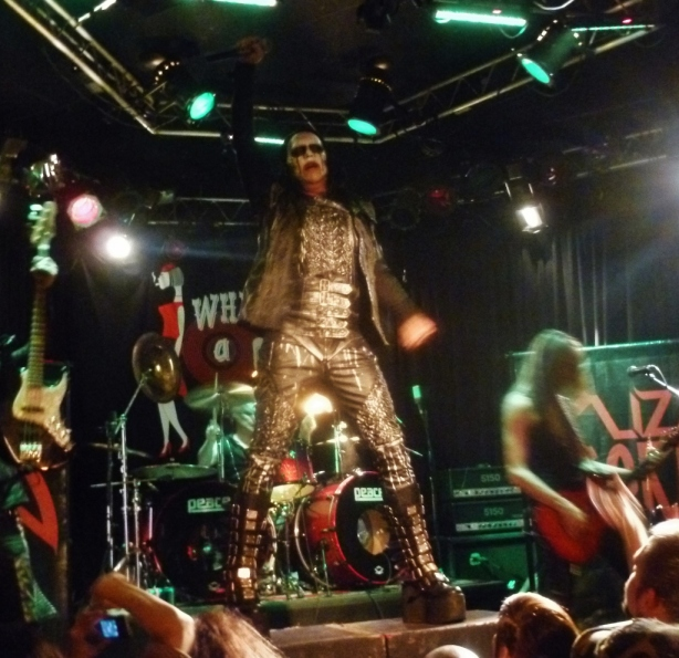 Lizzy Borden Whisky A Go Go Hollywood 2013