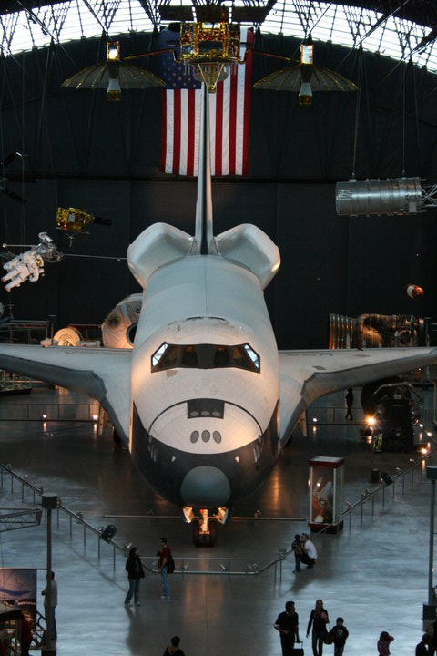 Space Shuttle Enterprise 2010