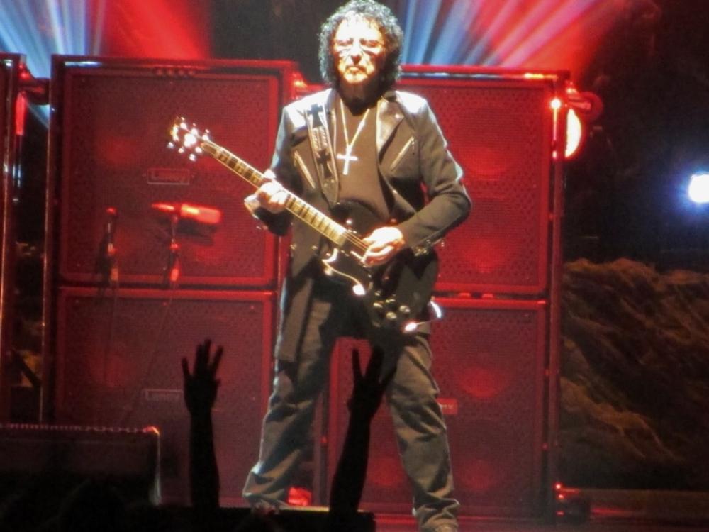 Tony Iommi - the real Ironman