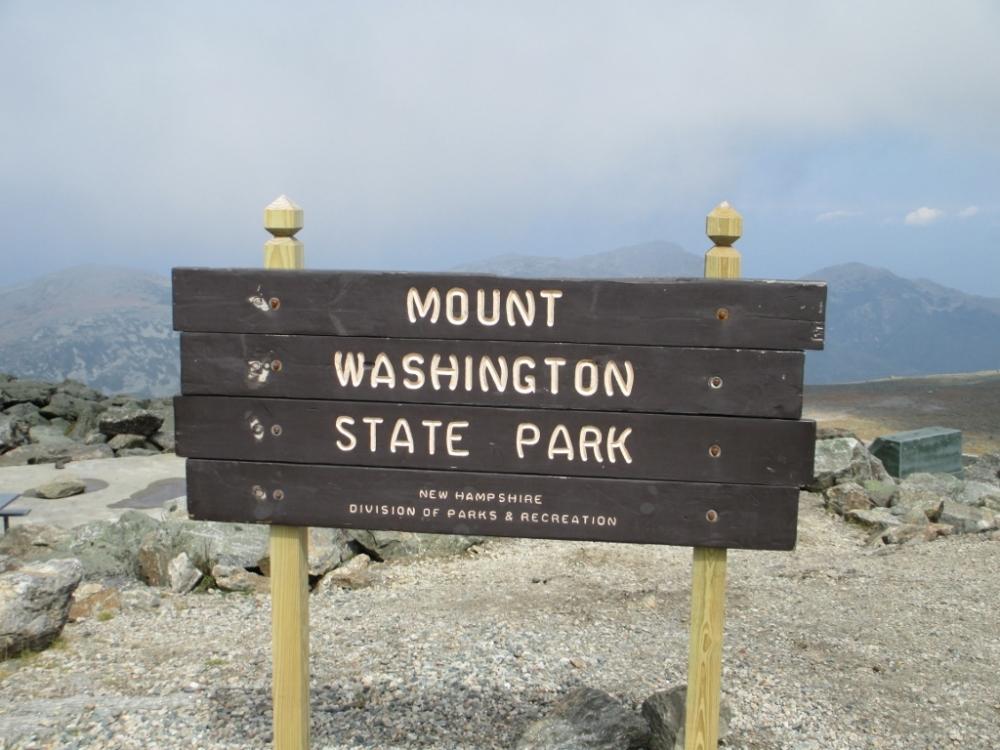 Mt Washington State Park NH USA