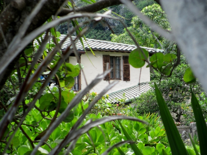 """The Anderson Estate """"Robins Nest"""" as seen in Magnum PI 1980-1988"""