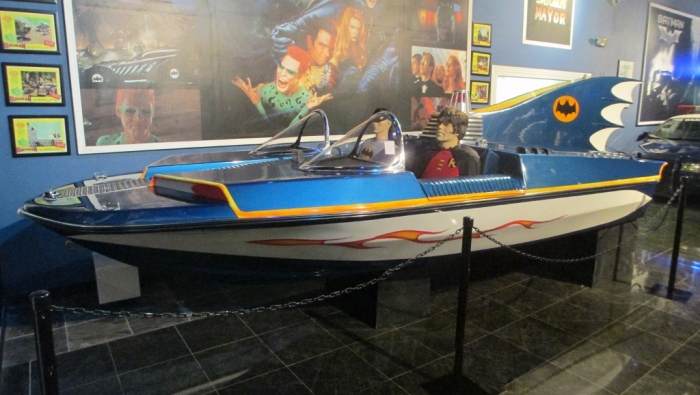 1966 Batboat at the Dezer Collection